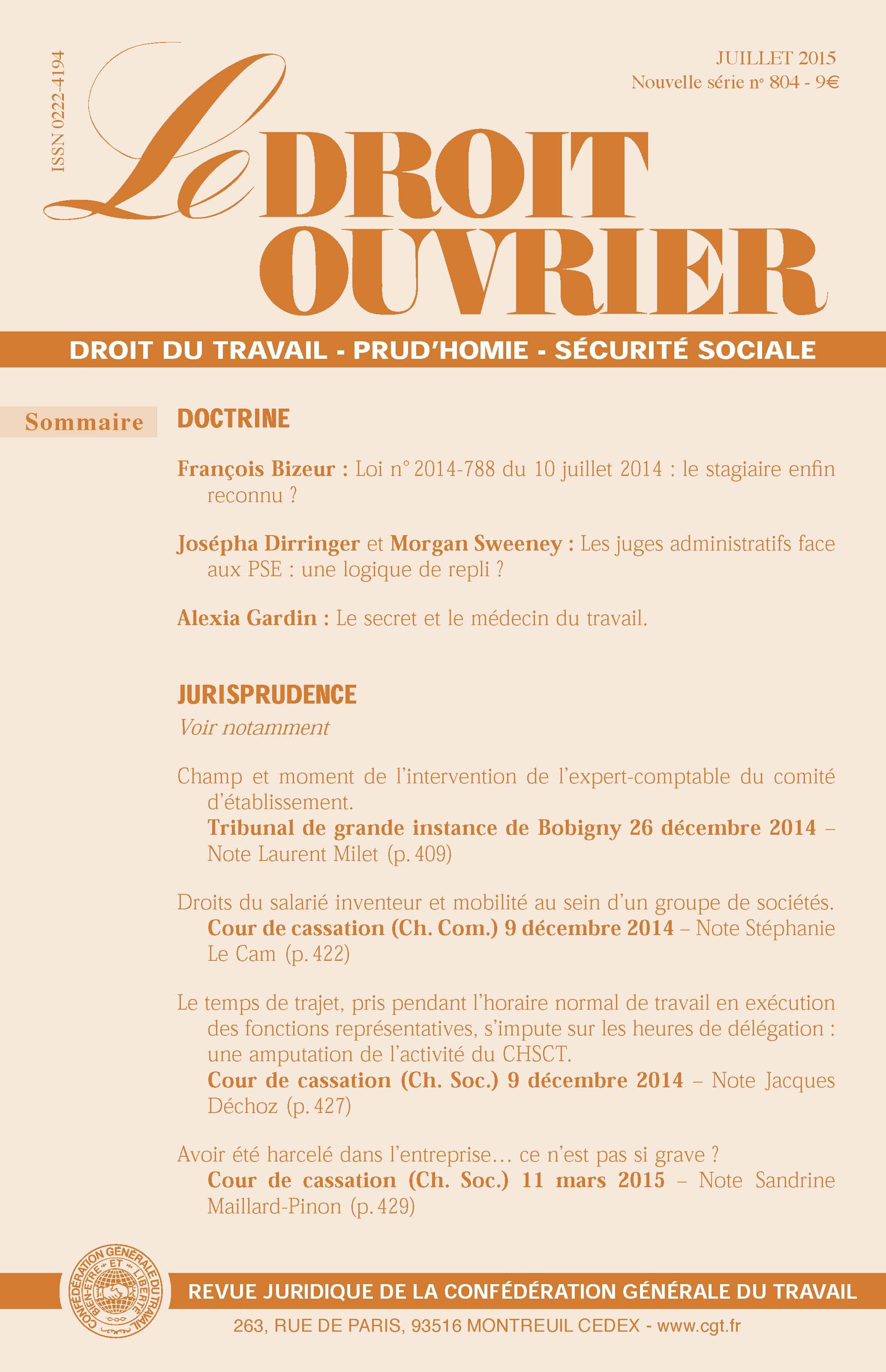 Pages de DroitOuvrierJuillet2015